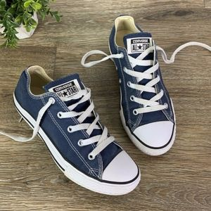 Converse | Youth Chuck Taylor All Star Low Blue 3